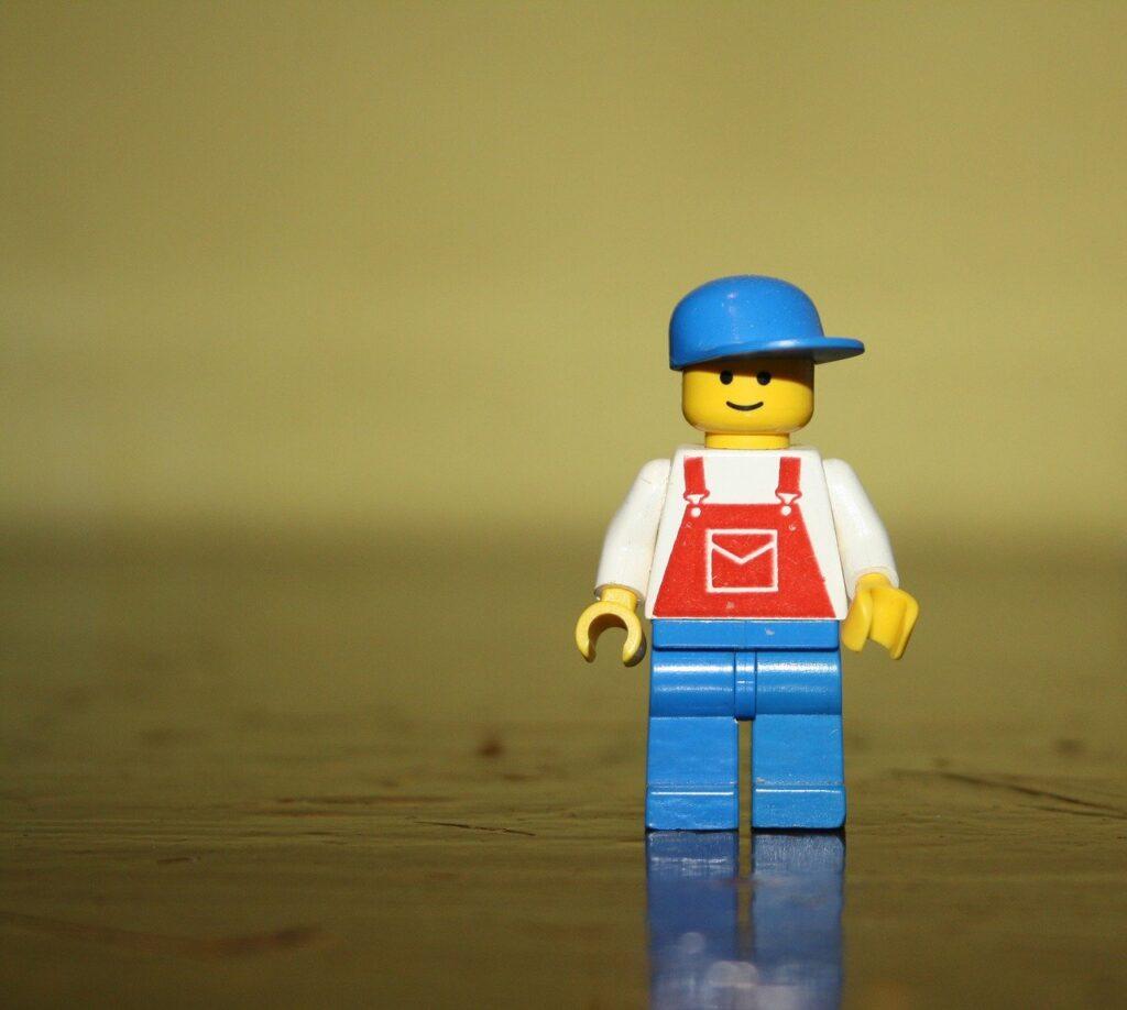 Omino Lego